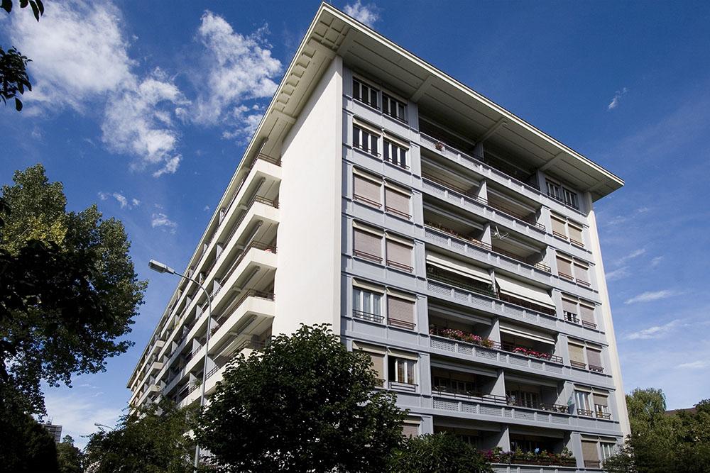 Traitement carbonatation façades,Rue du Vidollet